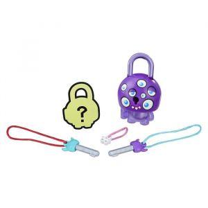 Hasbro Lock Stars - Série 1 - Monstre Violet (1-01)