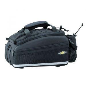 Topeak Trunk Bag EX Sac de Vélo Mixte Adulte, Black, 36 cm x 19 cm x 21 cm, 8 l