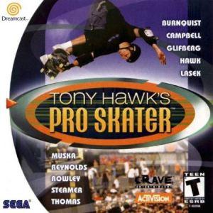 Tony Hawk's Skateboarding [Dreamcast]
