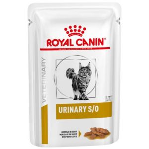 Royal Canin Vdiet Cat Urinary S/O au Poulet - 12 x 85 gr