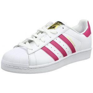 Adidas Chaussures enfant SUPERSTAR FOUNDATIO blanc - Taille 38,28,29,30,36 2/3,37 1/3,38 2/3