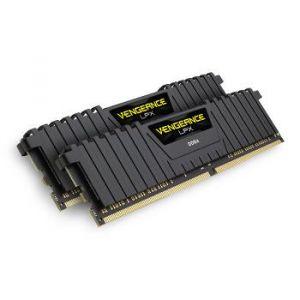 Corsair CMK16GX4M2D2666C16 - Vengeance LPX Black DDR4 2 x 8 Go 2666 MHz CAS 16