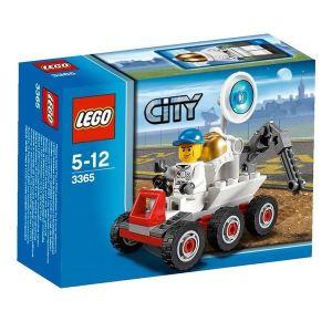 Lego 3365 - City : Le buggy de l'espace