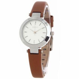 DKNY NY2297 - Montre pour femme avec bracelet en cuir