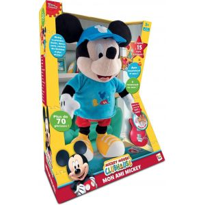 IMC Toys Peluche My Friend Mickey Mouse Club House
