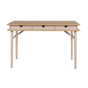 Woodman Bureau design en bois Solo
