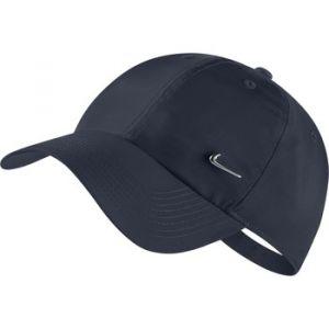 Nike Casquette réglable Metal Swoosh H86 - Bleu - Taille Einheitsgröße - Unisex