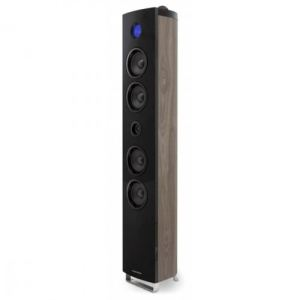 Thomson DS400 - Enceinte Dock rotatif iPod iPhone iPad Bluetooth Radio FM