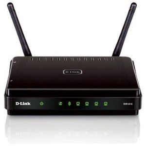 DIR-615 - Routeur Wireless N 300 4 ports