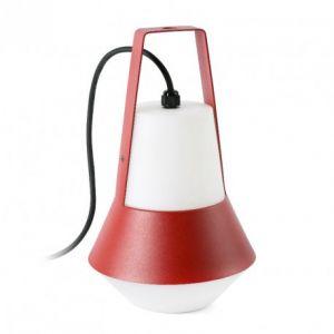 Faro Lampe baladeuse extérieure Cat IP54 Rouge