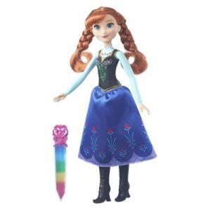 Hasbro Poupée Anna aux cristaux brillants La Reine des Neiges