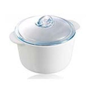 Image de Pyroflam Cocotte ronde haute avec couvercle (3 L)