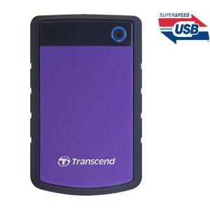 """Transcend TS2TSJ25H3 - Disque dur externe StoreJet 25H3P 2 To 2.5"""" USB 3.0"""