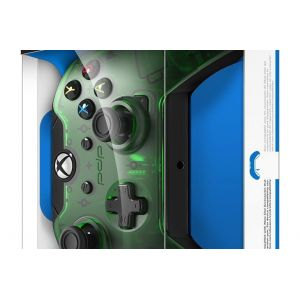 PDP Xbox One filaire verte