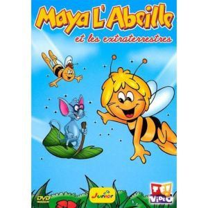Maya l'abeille et les extraterrestres