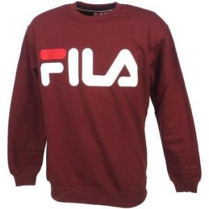 FILA Sweat-shirt Sweat crewneck logo sweater col rond CLASSIC rouge - Taille EU S,EU M