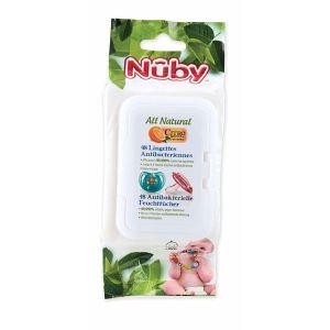 Nûby 48 lingettes antibactériennes Citroganix