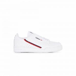 Adidas Continental 80 C, Chaussures de Fitness Mixte Enfant, Blanc