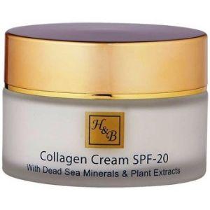 Healthy & Beauty Collagen Firming Cream - SPF 20
