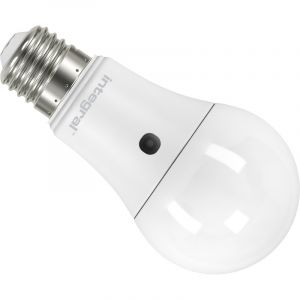 Ampoule LED Crépusculaire 9,5W 60W 806lm 2700K cuLot E27 INTEGRAL LED