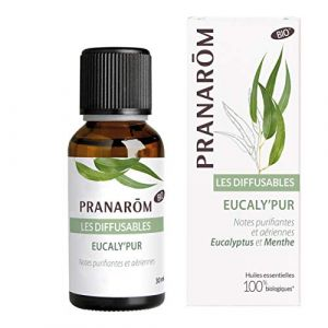 Pranarôm Synergie pour Diffuseur Eucaly'Pur - 30 ml