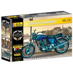 Heller 52996 - Maquette moto Norton 750 Commando