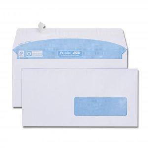 Gpv 2082 - Enveloppe Premier 110x220, 90 g/m², coloris blanc - boîte de 500