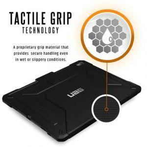 UAG Etui / coque pour iPad Etui BookCase Adapté pour modèles Apple: iPad Pro 12.9 (3e génération) noir