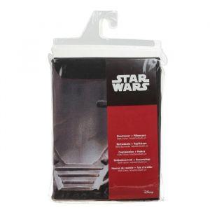 Finlandek Parure de couette Star Wars avec 2 taies d'oreiller (140 x 200 cm)