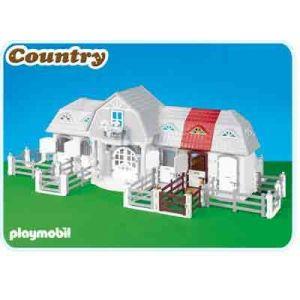 Haras jouet comparer 13 offres - Playmobil haras ...