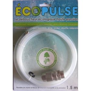 Ecogam Déboucheur canalisation haute pression Ecopulse