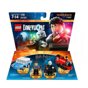 Warner Lego Dimensions Harry Potter pack équipe