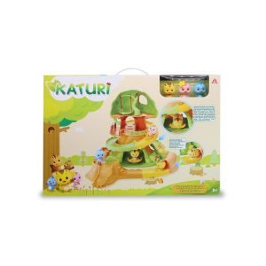 Auldey Katuri - Grand playset Deluxe 3 figurines