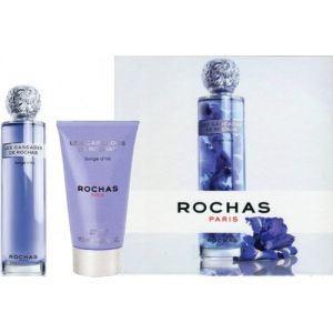 Rochas Les Cascades Songe d'Iris - Coffret eau de toilette et lait pour le corps