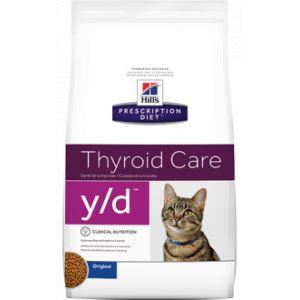 Hill's Prescription Diet y/d feline - Sac 1,5 kg