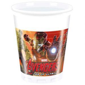 Procos 6 gobelets Avengers L'Ère d'Ultron