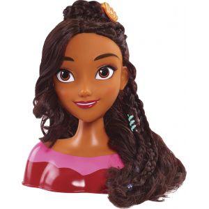 IMC Toys Tête à coiffer Elena d'Avalor