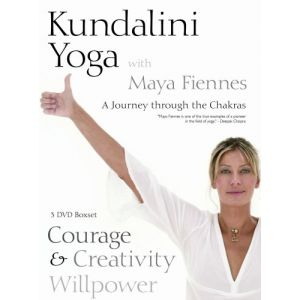 Kundalini Yoga with Maya Fiennes : Courage et Creativity Willpower