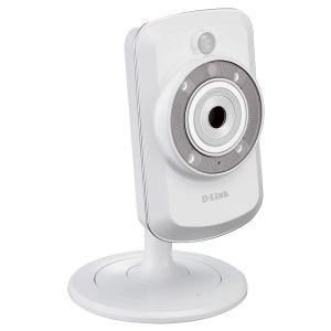 D-link DCS-942L - Caméra de surveillance IP sans fil