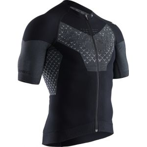 X-Bionic Twyce G2 - Maillot manches courtes Homme - noir S Maillots route