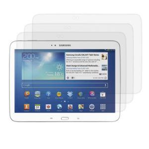 Kwmobile 14669 - 3 Films de protection pour écran Samsung Galaxy Tab 3 10.1 P5200, P5210 et P5220