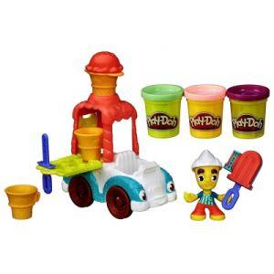 Hasbro Play-Doh - Town Le marchand de glace