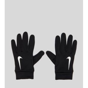 Image de Nike GS0321-013 Gants de Football Mixte Adulte, Noir/Blanc, FR : M (Taille Fabricant : M)