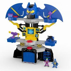Mattel Batman - La batcaverne transformable