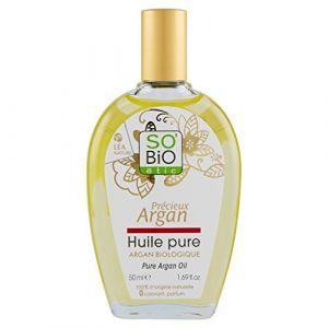 So'Bio Étic Précieux Argan - Huile pure - 50 ml