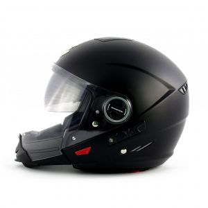 1645b2269e5c7 Scorpion Casque transformable EXO-300 AIR Noir Mat - XS