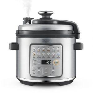 Sage Appliances Multicuiseur SPR680BSS2EEU1- The Fast Slow Go