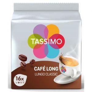 Tassimo Café long classique - 16 dosettes