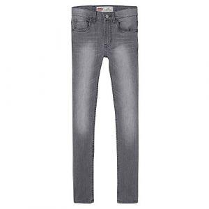 Levi's Jeans enfant nn22377 519 Gris - Taille 8 ans,10 ans,12 ans,14 ans