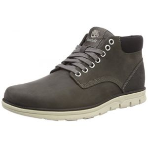 Timberland Baskets montantes Bradstreet Chukka Leather Noir - Taille 46